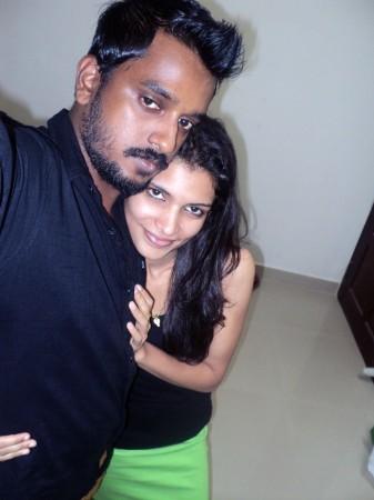 Rahul Pashupalan and Resmi Nair