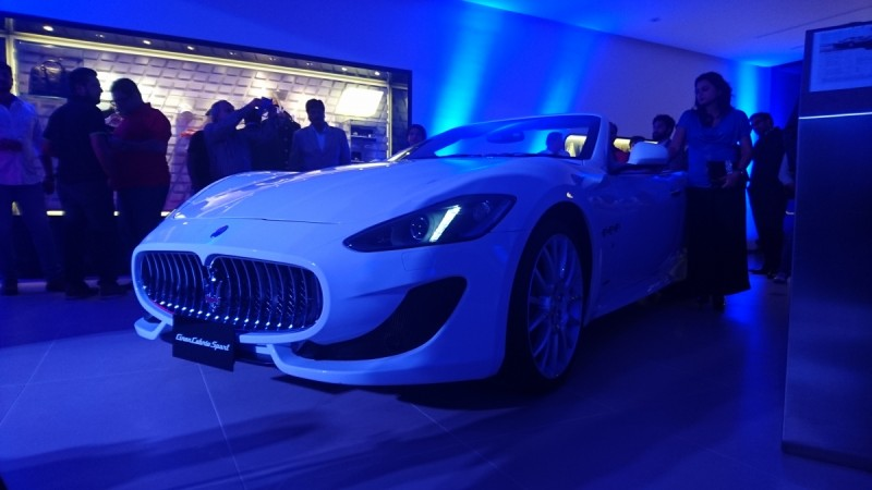 Maserati enters south India, sets up first dealership in Bengaluru