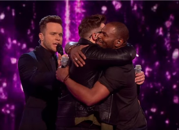 "Anton Stephans eliminated from ""The X Factor"" UK 2015"