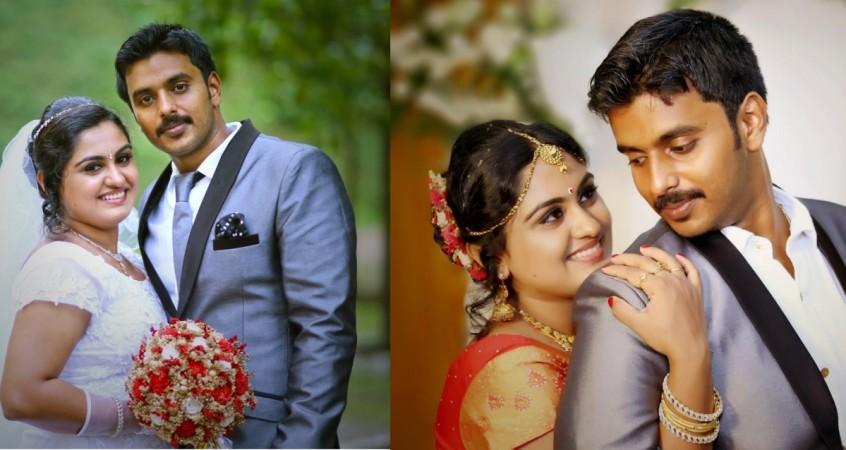 Actress Sini Varghese Marriage
