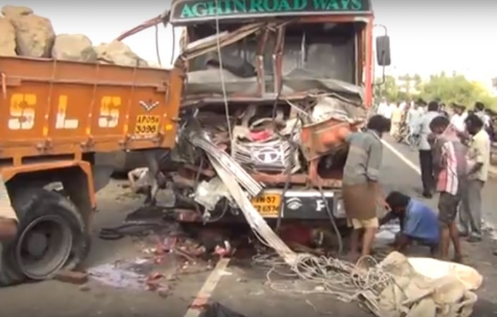 Nellore accident