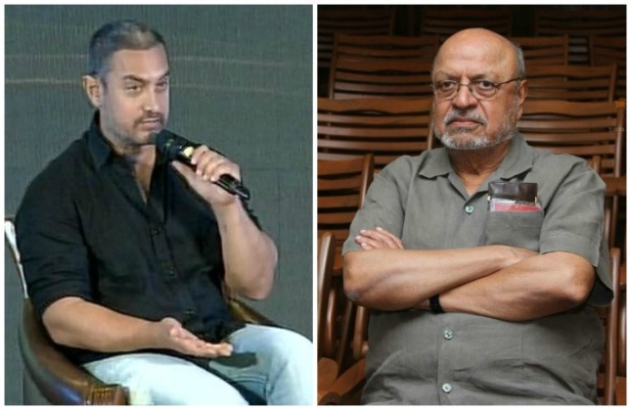 Aamir Khan and Shyam Benegal