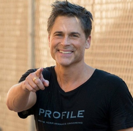 Grinder star Rob Lowe wishes 'you' a happy Thanksgiving 2015