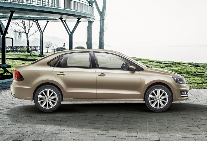 Volkswagen Vento (representational image)