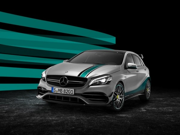 Mercedes AMG Petronas 2015 Champion Edition A-Class