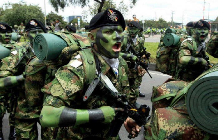 UAE has secretly deployed hired Colombian soldiers in Yemen