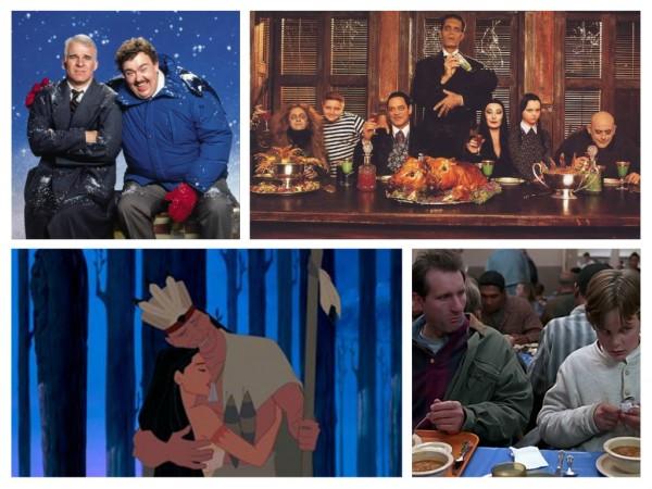 Thanksgiving movie