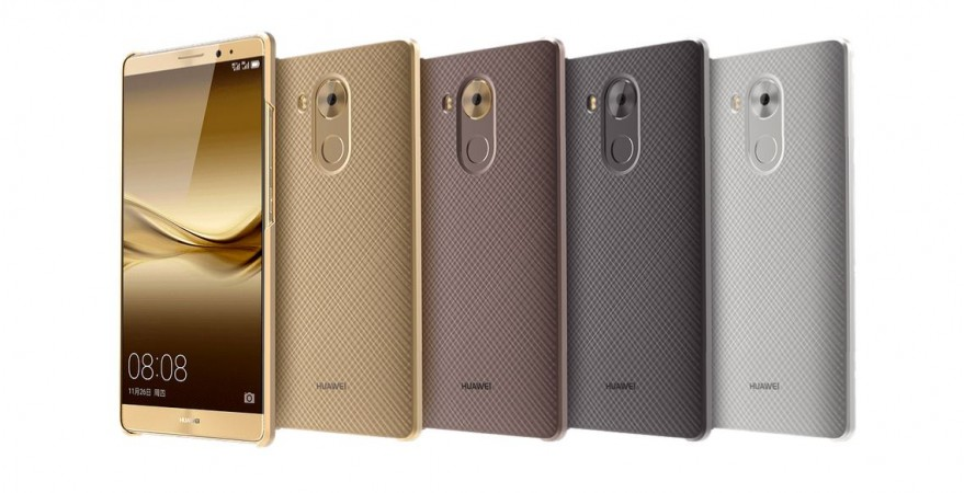 Huawei launches Mate 8 with Kirin Octa-core SoC; price, specifications