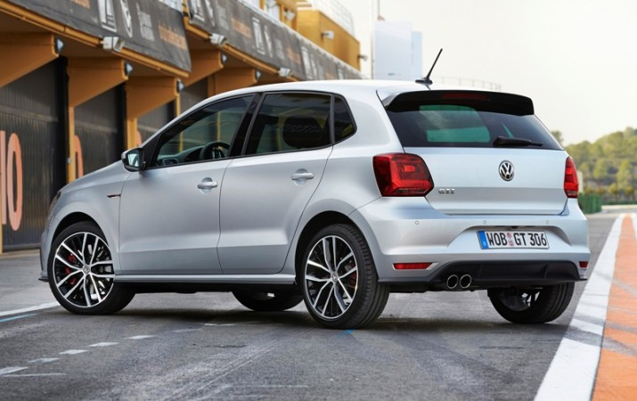 volkswagen polo gti india launch in march 2016 packs 189bhp report. Black Bedroom Furniture Sets. Home Design Ideas