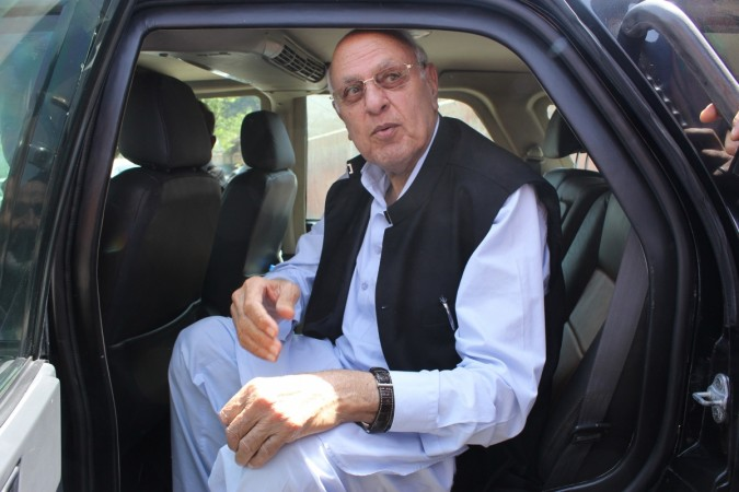 National Conference patron Dr Farooq Abdullah