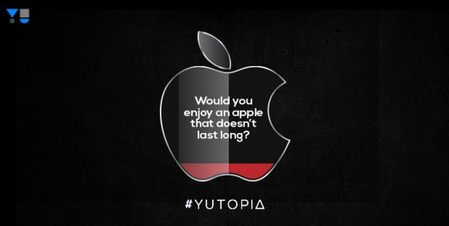 New YU Yutopia teaser takes a swipe at Apple iPhones again; Key feature revealed
