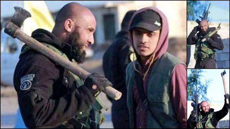 abu azrael killing isis