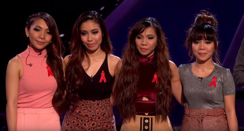"4th Impact on ""X Factor"" UK 2015"