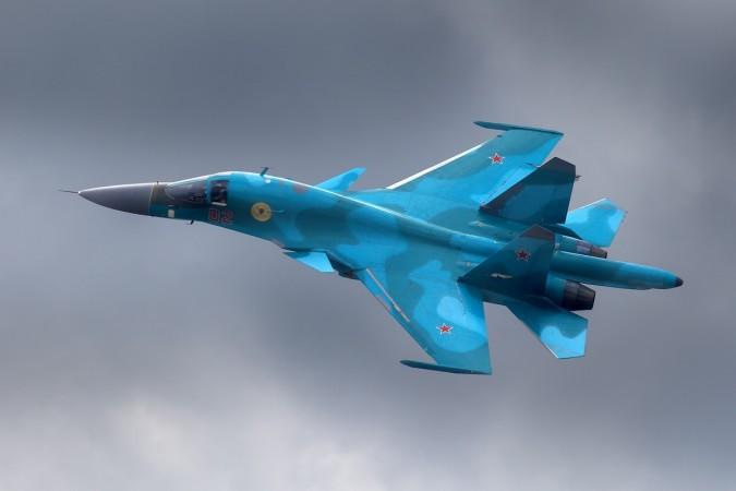 Sukhoi Su-34 Russia