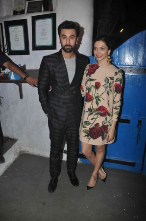 Tamasha success party
