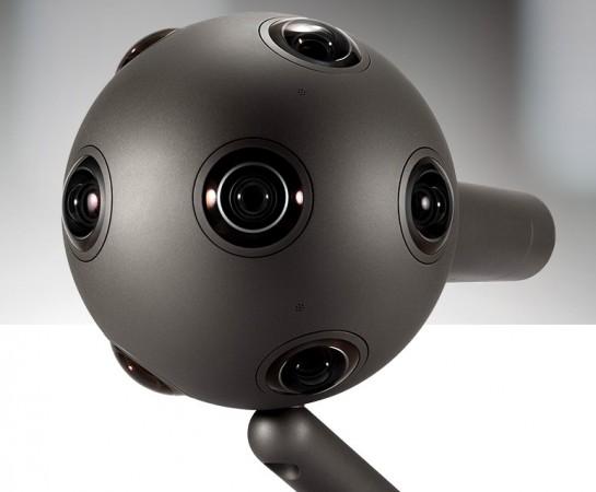 Ozo VR camera Nokia