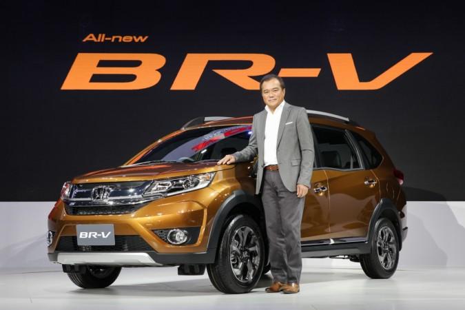 Honda BR-V at 32nd Thailand International Motor Expo