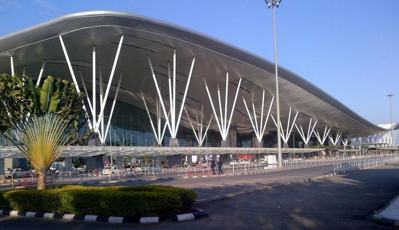 The Kempe Gowda International Airport in Bengaluru
