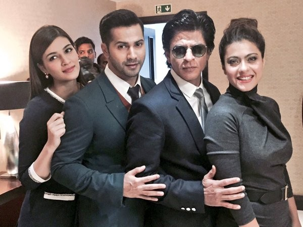 'Dilwale' team in London