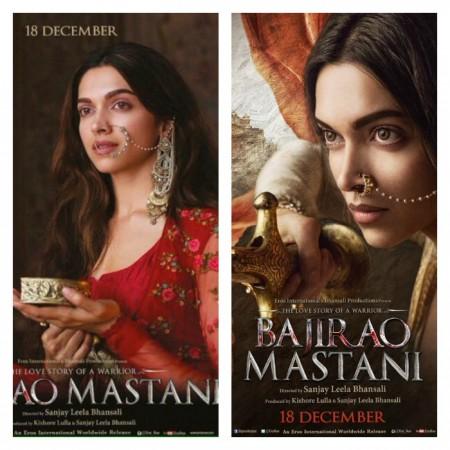 Deepika looks best in elegant avatar or as warrior Mastani?