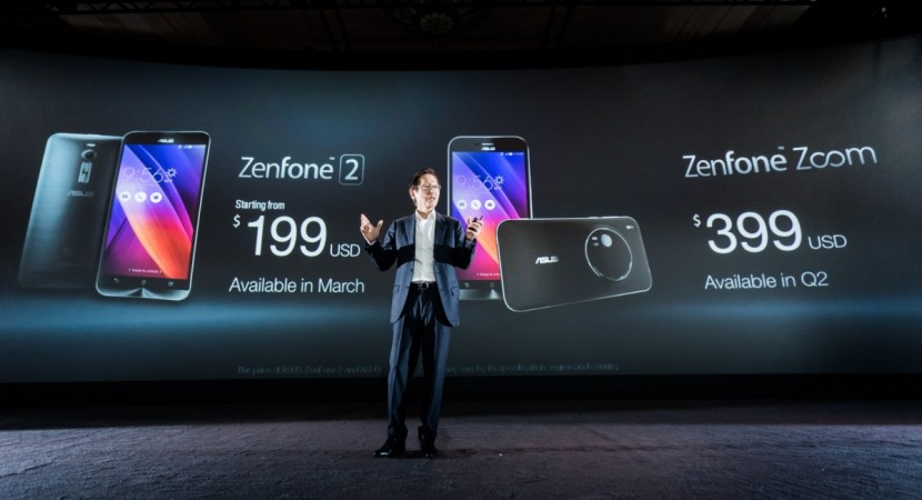 Asus finally releases camera-centric Zenfone Zoom in Taiwan