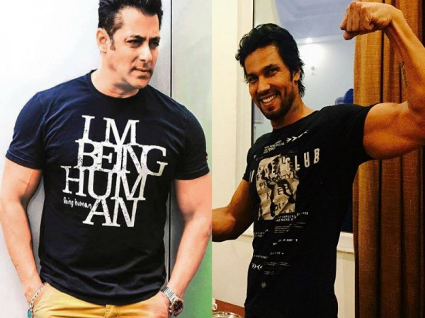 Salman Khan and Randeep Hooda