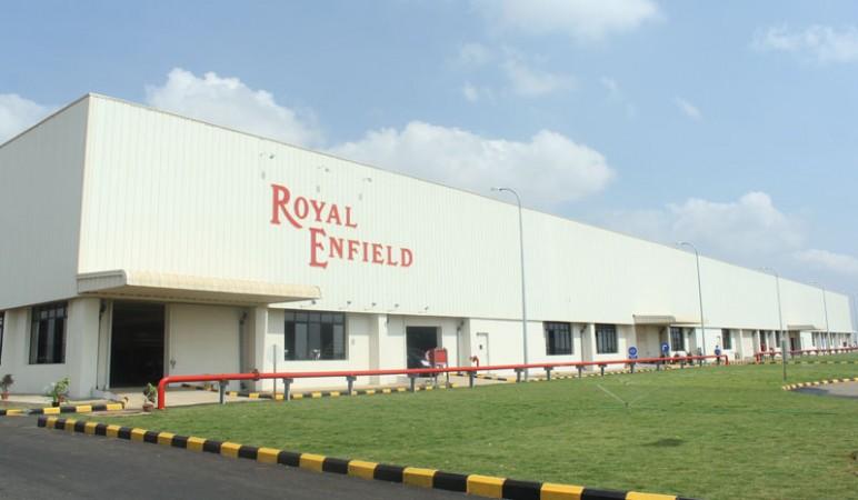 Royal Enfield plant, Chennai