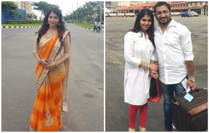 Muktha makes here comeback to acting career