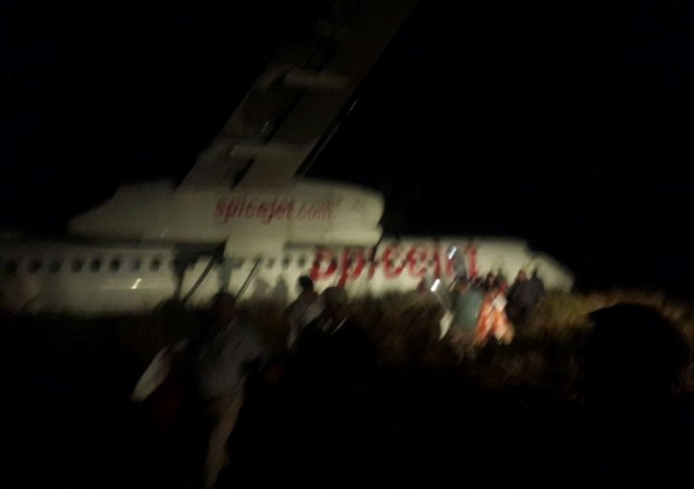 Spicejet crash