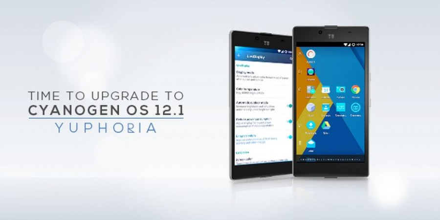 YU Yuphoria gets Cyanogen OS 12.1 (Android 5.1.1 Lollipop) update [How to install]
