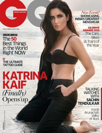 Katrina Kaif on GQ cover