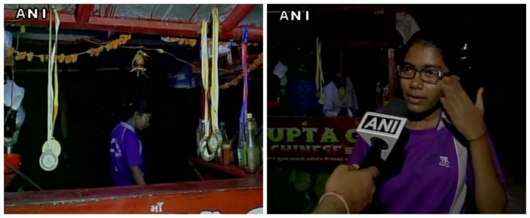 National level shooter Pushpa Gupta