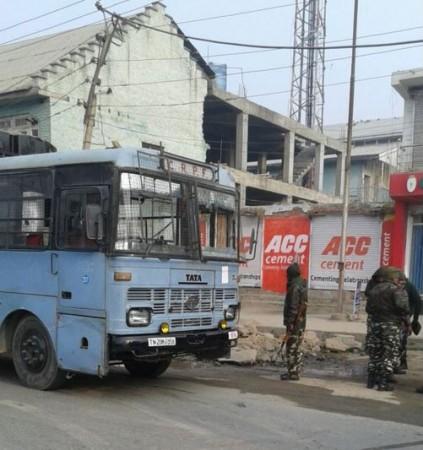 militant attack jammu kashmir