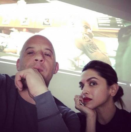 Deepika Padukone to star with Hollywood actor Vin Diesel