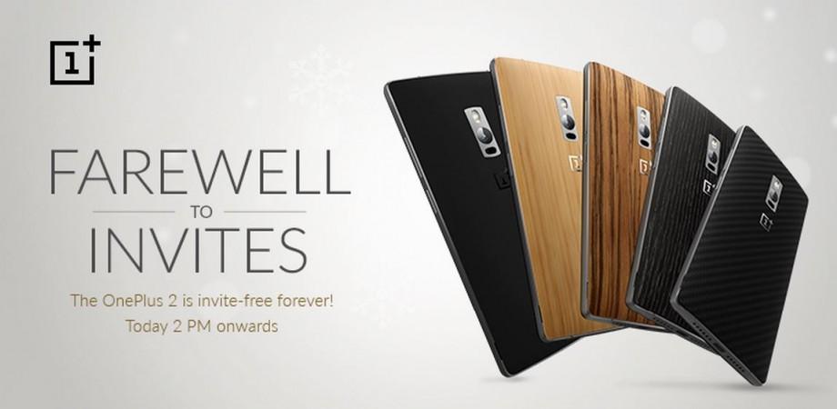 OnePlus 2 invite-free sale goes live on Amazon India
