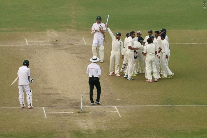 India South Africa 4th Test
