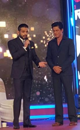 Will 'Dilwale' star Shah Rukh Khan appear in Karan Patel's 'Yeh Hai Mohabbatein'?