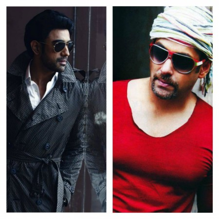 Amit Sadh is playing the younger version of Salman Khan in Sultan