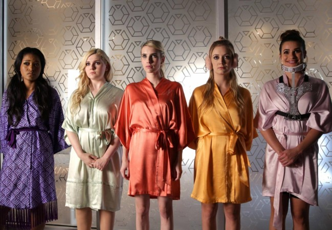 Scream Queens Season 1 finale will be aired on Tuesday, 8 December.