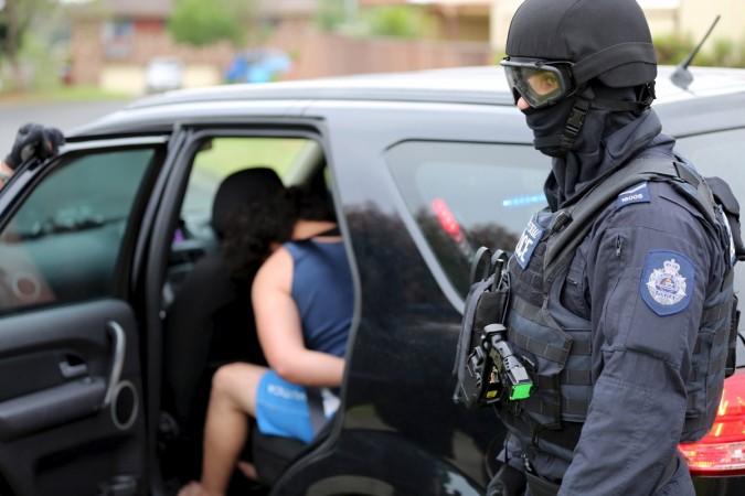 Sydney terror operation