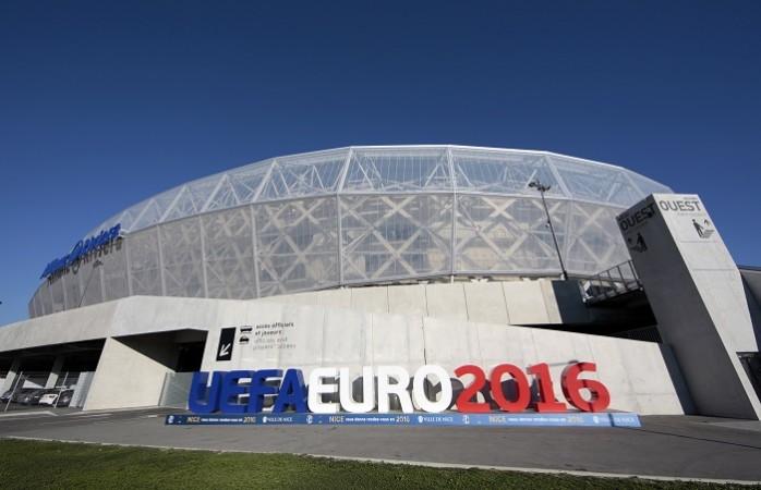 UEFA Euro 2016 Allianz Riviera Stadium