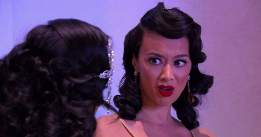 Draya has left Basketball WIves LA
