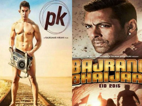PK and Bajrangi Bhaijaan