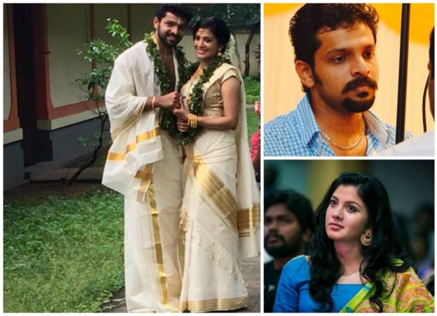 Sshivada Nair marries Murali Krishnan