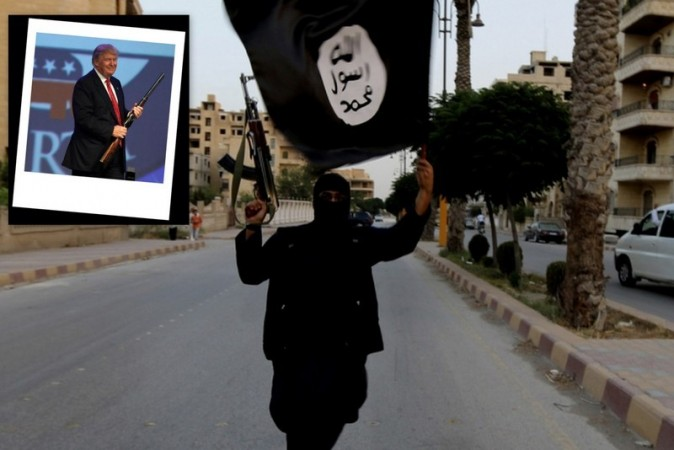 ISIS trump