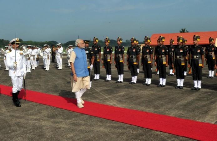 PM Modi in Kerala