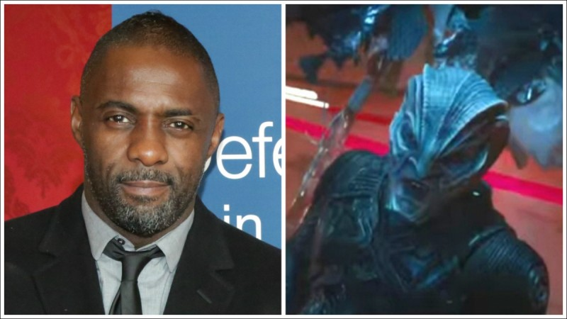 Elba to play Commander Kruge in Star Trek Beyond?