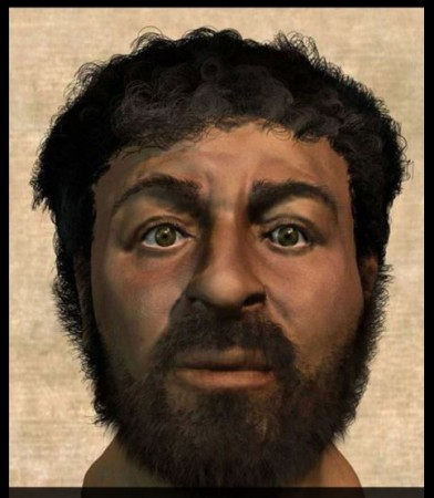 Jesus Christ recreated by a Forensic scientist