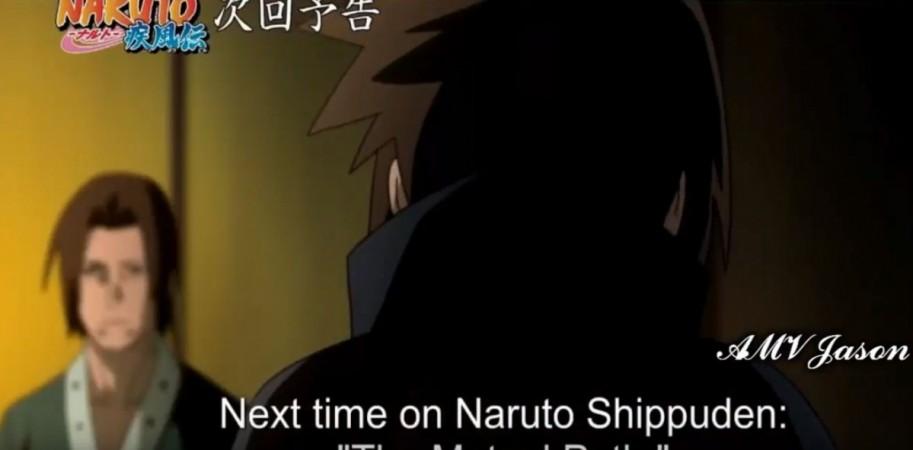 Sasuke and Fugaku