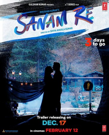 Yami Gautam and Pulkit Samrat in Sanam Re